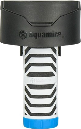 photo: Aquamira Shift Filter Cap bottle/inline water filter