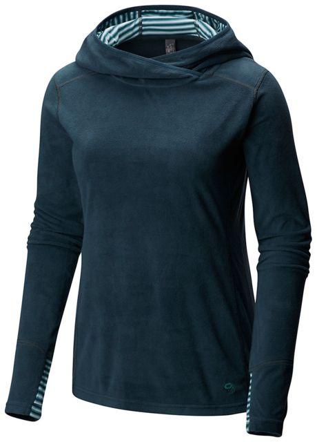 Mountain Hardwear Microchill Lite Pullover Hoody