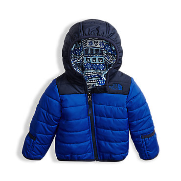 photo: The North Face Kids' Reversible Perrito Jacket synthetic insulated jacket