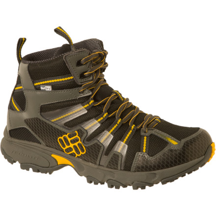 photo: Columbia Women's Talus Ridge Mid Outdry hiking boot