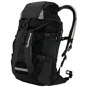 photo of a Hydrapak hydration pack