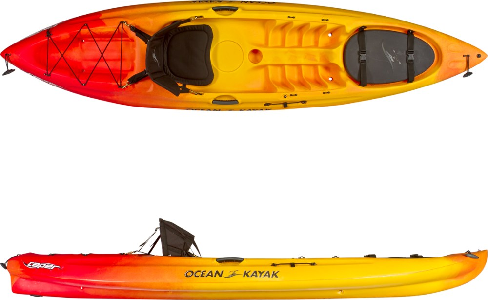 photo: Ocean Kayak Caper sit-on-top kayak