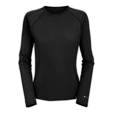 photo: The North Face Light L/S Crew Neck base layer top