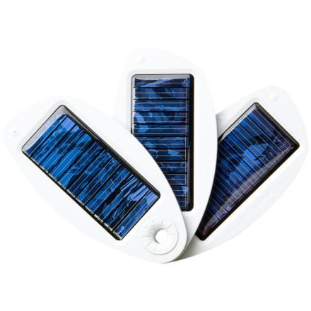 photo: Solio Magnesium Solar Charger solar panel