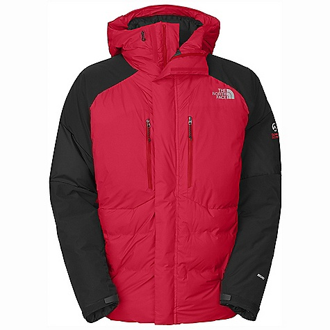 photo: The North Face Summit Jacket down insulated jacket