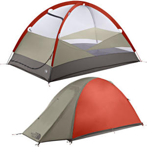 photo: The North Face Vector 22 three-season tent