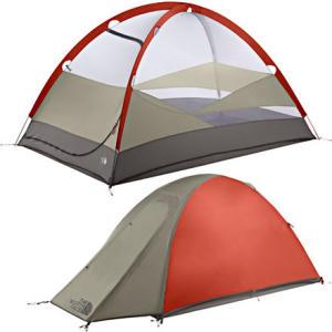 photo: The North Face Vector 22 three-season tent