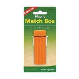 photo: Coghlan's Plastic Match Box storage container