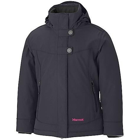 photo: Marmot Girls' Portillo Jacket waterproof jacket