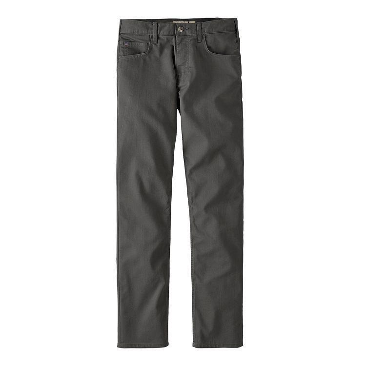 photo: Patagonia Performance Twill Jeans hiking pant