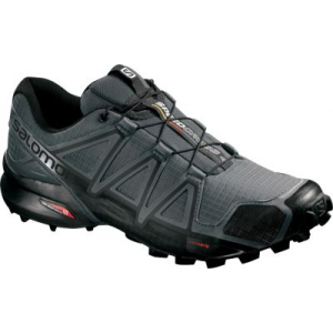 photo: Salomon Speedcross 4 trail running shoe