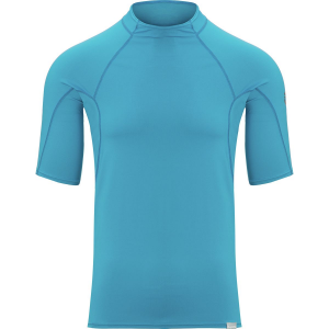photo: NRS H2Core Rashguard Short-Sleeve short sleeve paddling shirt