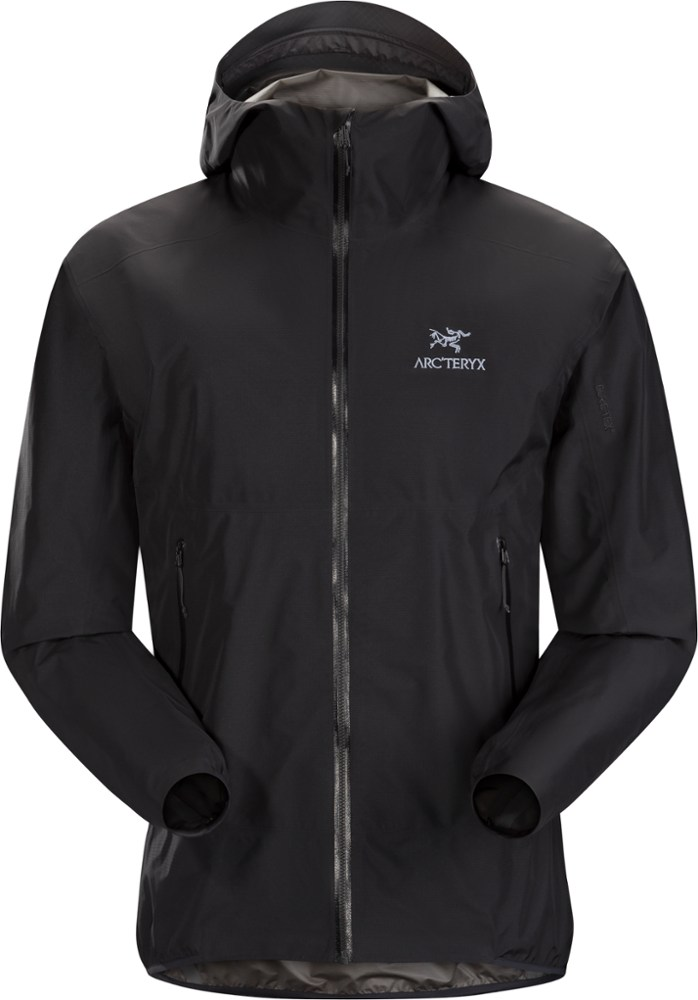 photo: Arc'teryx Zeta FL Jacket waterproof jacket
