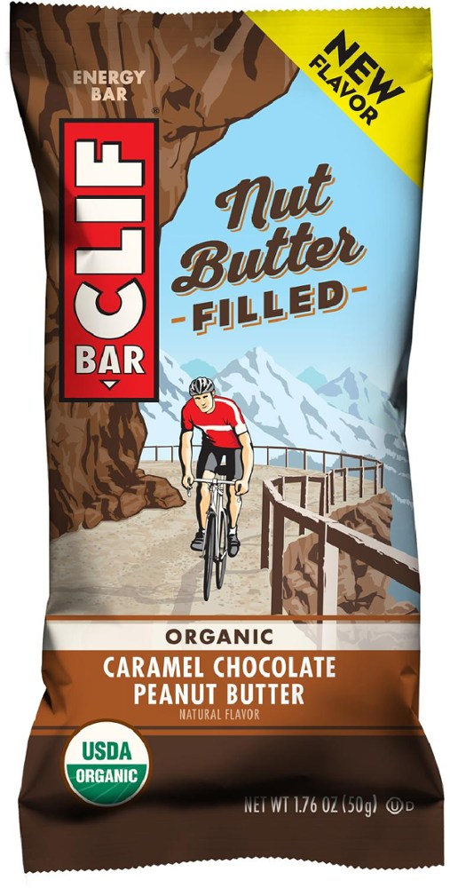 photo: Clif Nut Butter Filled Bar nutrition bar