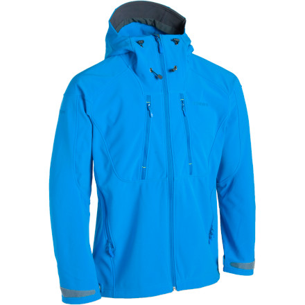photo: Norrona Trollveggen Flex3 Jacket soft shell jacket