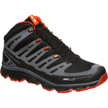 photo: Salomon Synapse Mid CS Pro trail shoe