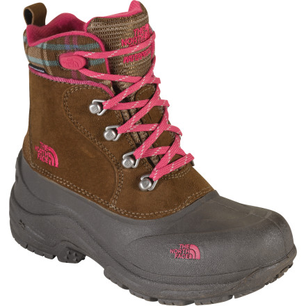 photo: The North Face Girls' Chilkats winter boot