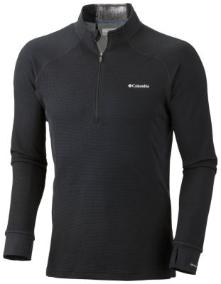 photo: Columbia Baselayer Heavyweight Long Sleeve 1/2 Zip base layer top