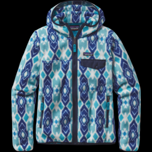 Patagonia Lightweight Snap-T Hooded Jacket