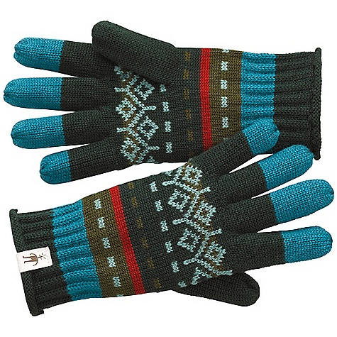 Smartwool Mountain Floral Gloves