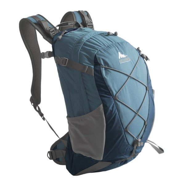 photo: Gregory Z 20 daypack (under 2,000 cu in)