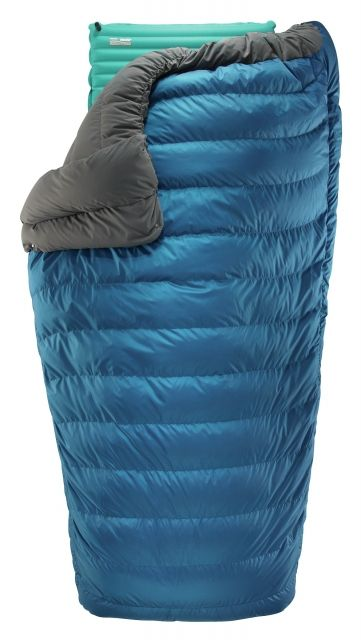 photo: Therm-a-Rest Vela 35F/2C Quilt top quilt