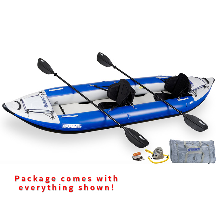 Sea Eagle Explorer 380x Pro Package