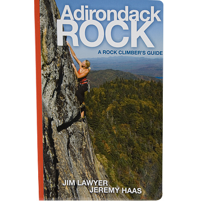 photo of a Adirondack Rock Press us northeast guidebook