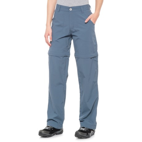 White Sierra Convertible Sierra Point Pants