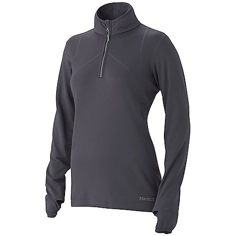photo: Marmot Antibes Half Zip fleece top