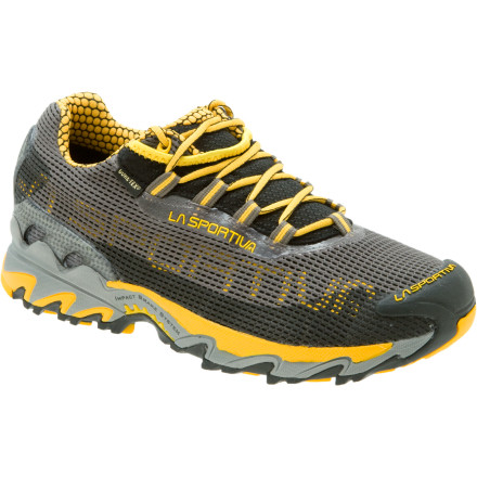 photo: La Sportiva Men's Wildcat GTX trail running shoe