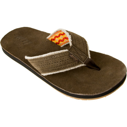 photo: Reef Surf Saddle Flip-Flops flip-flop