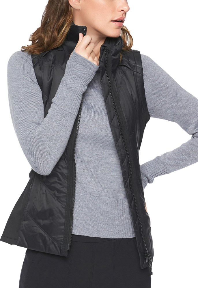 photo of a Athleta synthetic insulated vest