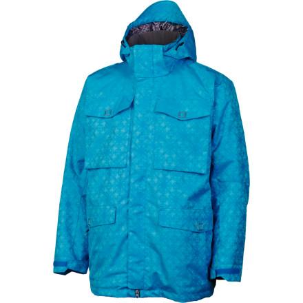photo: Spyder Godfather Jacket snowsport jacket