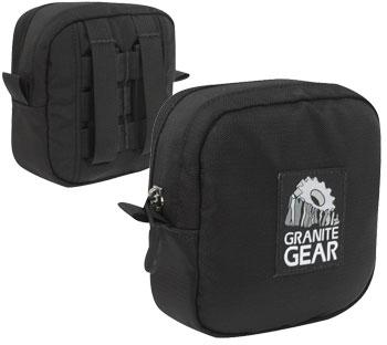 photo: Granite Gear Belt Pocket pack pocket