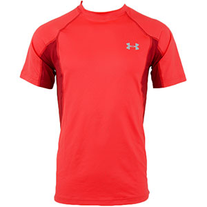 photo: Under Armour Women's CoolSwitch Trail Short Sleeve Tee short sleeve performance top