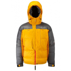 photo: Rab Expedition 8000 Jacket down insulated jacket
