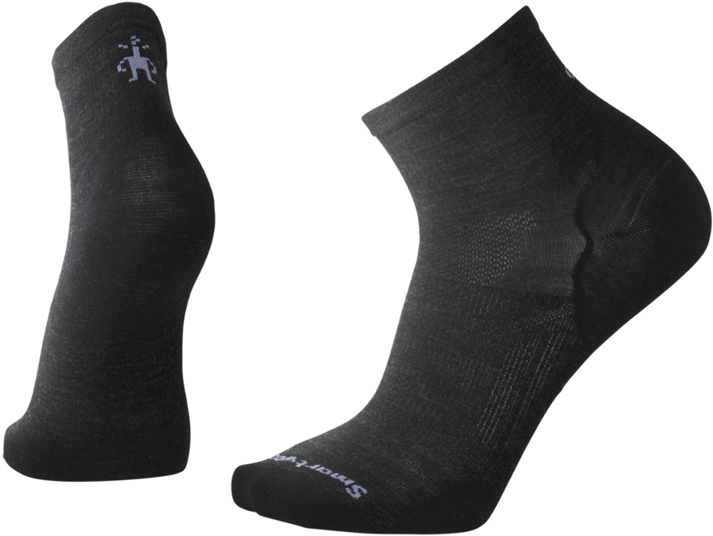 photo: Smartwool PhD Outdoor Ultra Light Mini Sock running sock