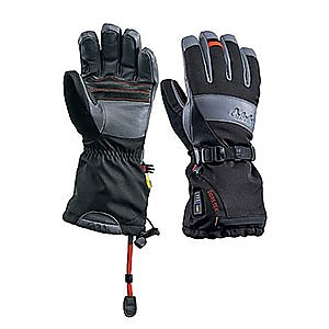 photo: Cabela's Heated Performance Pinnacle Gloves with PrimaLoft insulated glove/mitten