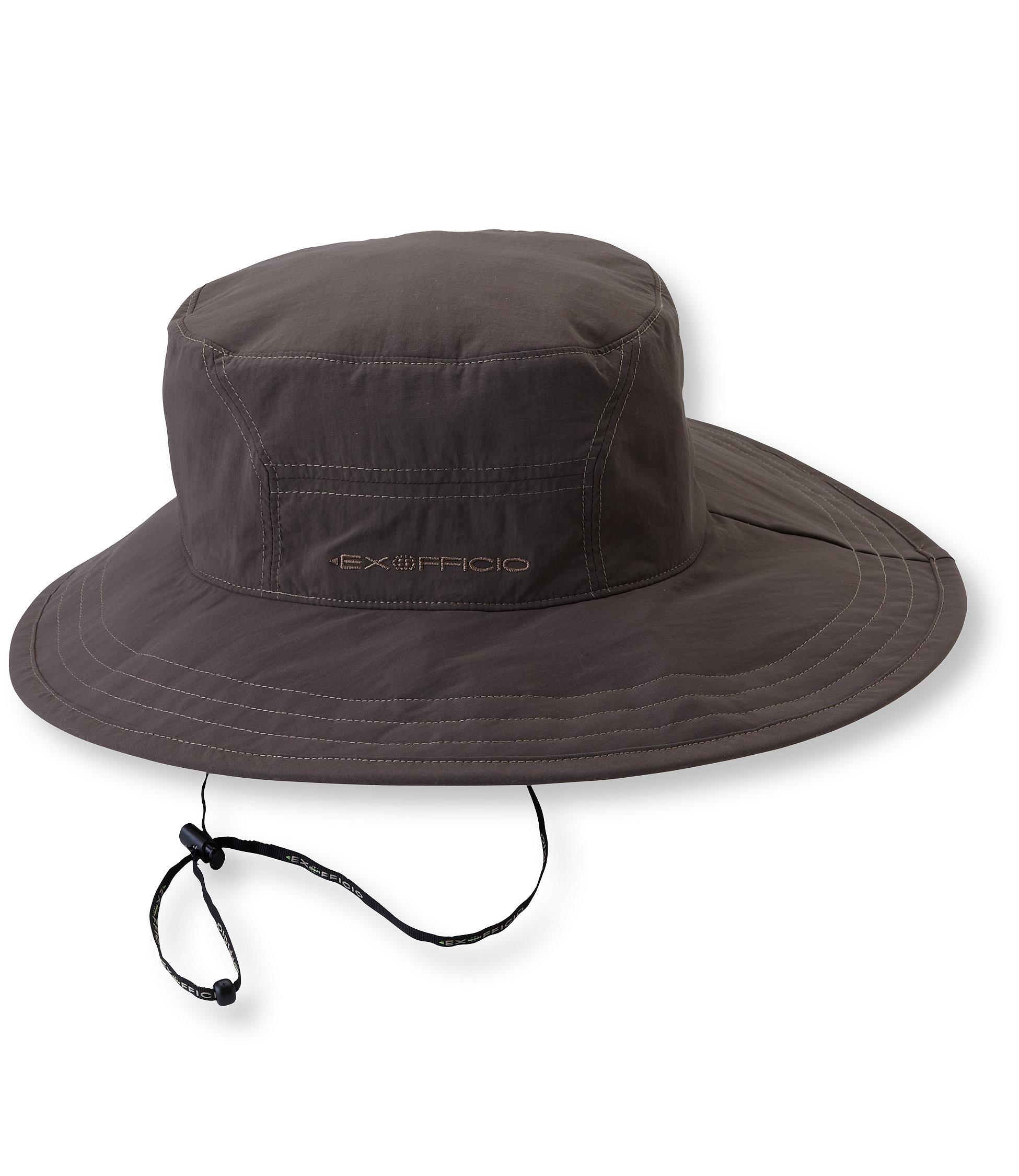 photo: ExOfficio BugsAway Adventure Hat sun hat