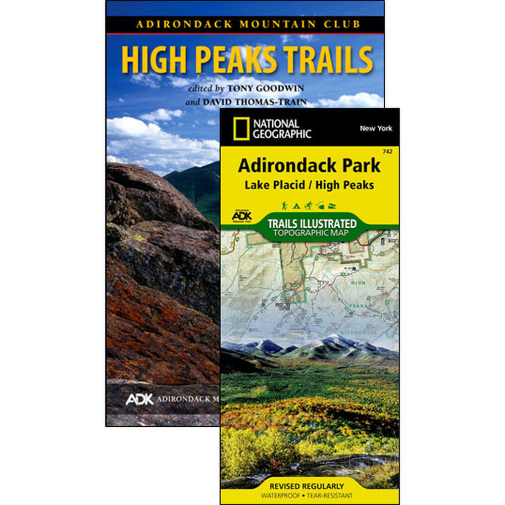 Adirondack Mountain Club High Peaks Trails