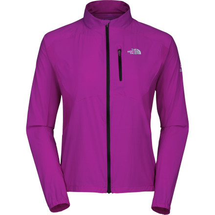 photo: The North Face Better Than Naked Cool Jacket wind shirt