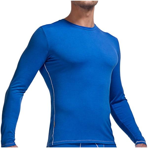 photo: Icebreaker Bodyfit 150 Long Sleeve Crewe base layer top