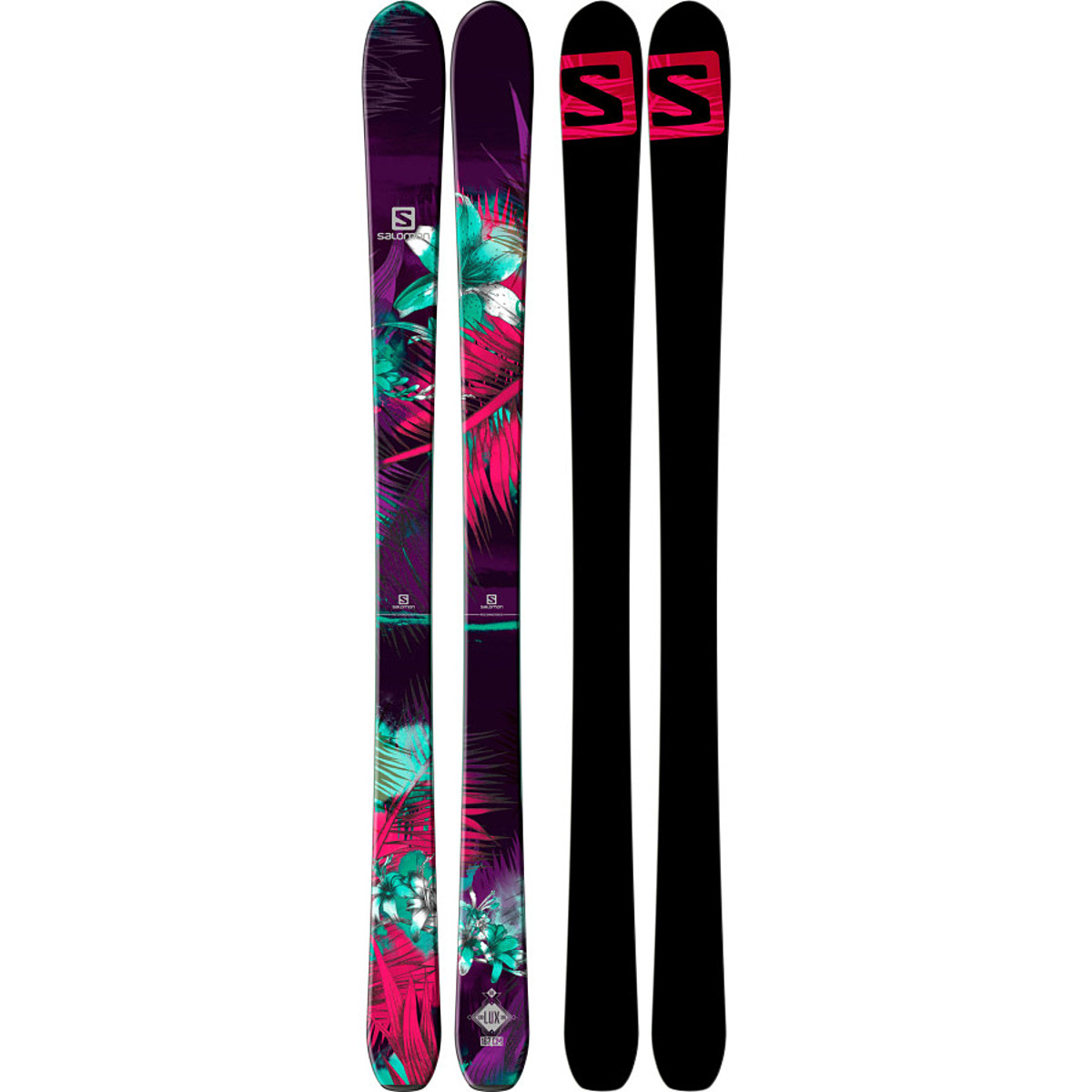 photo: Salomon Q-88 Lux alpine touring/telemark ski