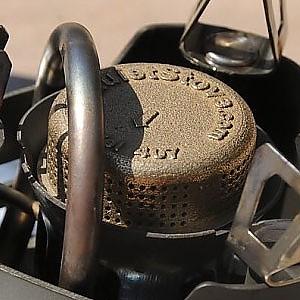 photo: QuietStove Burner Cap for XGK-EX stove accessory