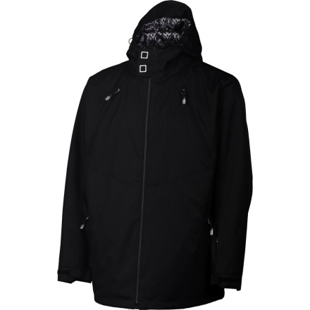 photo: Spyder Jackorak Jacket snowsport jacket