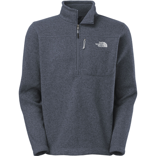 photo: The North Face Gordon Lyon 1/4 Zip fleece top