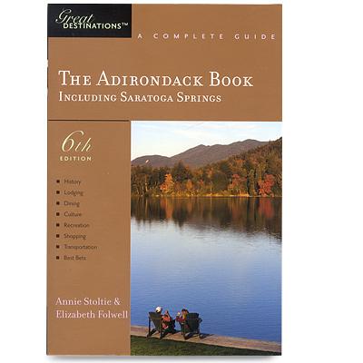 Countryman Press The Adirondack Book