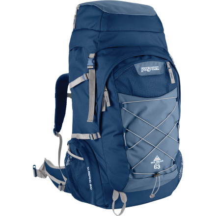 photo: JanSport Big Bear 63 weekend pack (3,000 - 4,499 cu in)