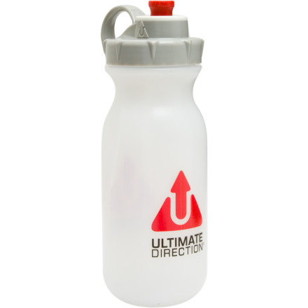 photo: Ultimate Direction 20oz Water Bottle with Kicker Valve water bottle